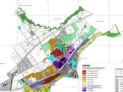 Plan d'affectation – Saint-Prex