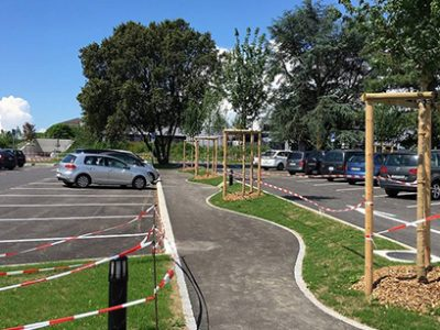 Saint-Prex – Parking « Sous-Crausaz »