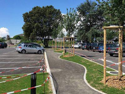 Saint-Prex – Parking «Sous-Crausaz»