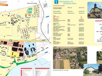 Plan de ville – Tolochenaz