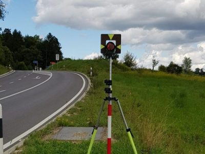 Abornement Route Cantonale – Aclens