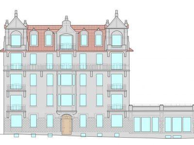 Bâtiment Rosemont – Montreux