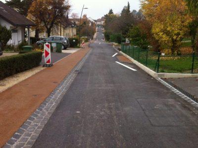 Lonay – Quartier «Abbesses- Montaux»