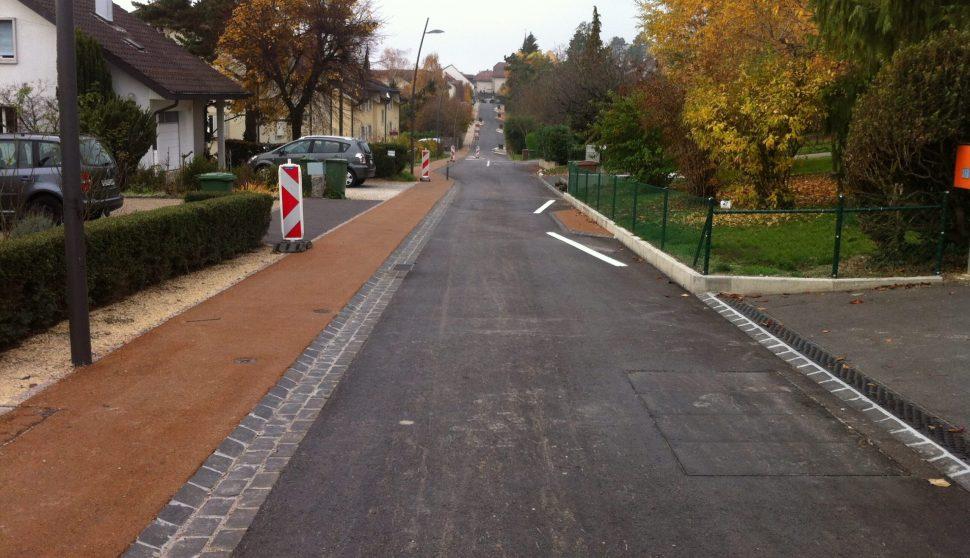 Lonay - Quartier