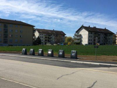 Saint-Prex – Eco-point du Cherrat