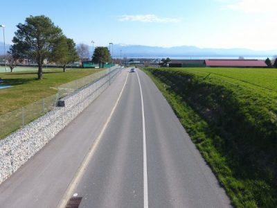 Etoy – Route de la Gare et route de Bellefontaine
