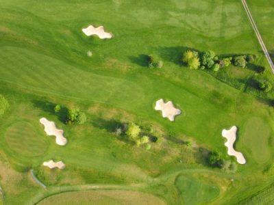 Modélisation 3D – Golf de Vuissens