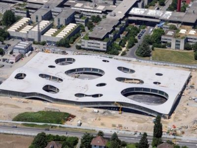 Learning Center de l'EPFL